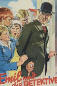 B. Namir (Boris Steinmann), Emil und die Detektive, Deutschland, 1931